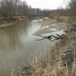 Washington county Iowa 36 acre land for sale, English River