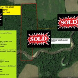 Washington County Iowa 36 Acre Land Sold